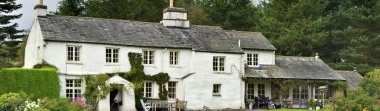 a large cottage in britain to suit big families